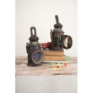 Williston Forge Railway Metal Lantern