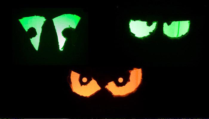 Printable Halloween Glowing Eyes Wayfair