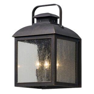 Koffi 4-Light Outdoor Flush Mount by Grac..