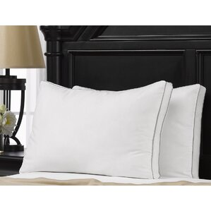 Exquisite Hotel Memory Foam Fiber Pillow (Set of 2) by Ella Jayne Home