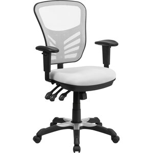 Desk Chairs White white office chairs you'll love | wayfair