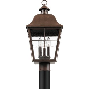 Deals Danielson 3-Light 10 Post Light By Darby Home Co