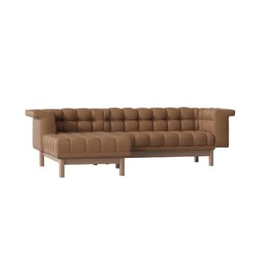 George 98 Sofa with Chaise by TrueModern
