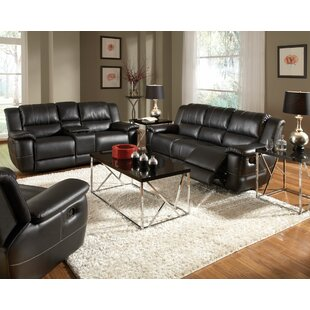Reviews Robert Reclining Configurable Living Room Set by Wildon Home® Reviews (2019) & Buyer's Guide