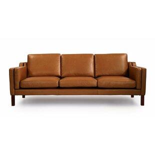 Corrigan Studio Rolando Leather Sofa