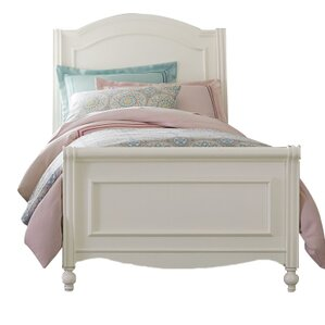 Harmony Sleigh Bed by Wendy Bellissimo by LC Kids