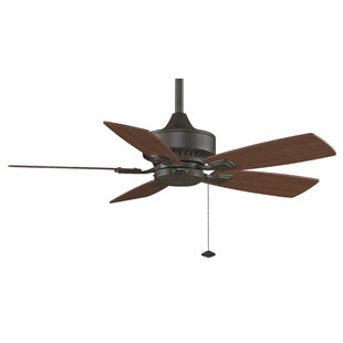 42 Cancun 5 Blade Outdoor Ceiling Fan