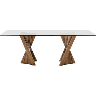 Didymos Rectangular Dining Table Brayden Studio