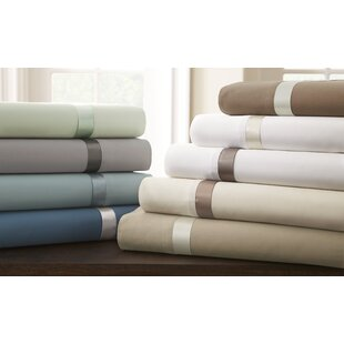 Coolidge 400 Thread Count 100% Cotton Sheet Set By Wade Logan
