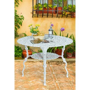 Victorian Metal Dining Table by Pier Surp..