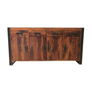 4 Door 4 Drawer Sideboard by Timbergirl