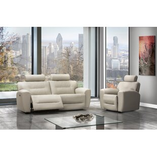 Deals Devin Reclining Configurable Living Room Set by Relaxon Reviews (2019) & Buyer's Guide