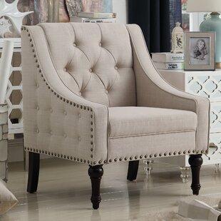 Alcott Hill Holton Armchair