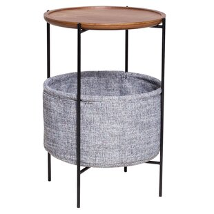 Willingham End Table with Storage by George Oliver