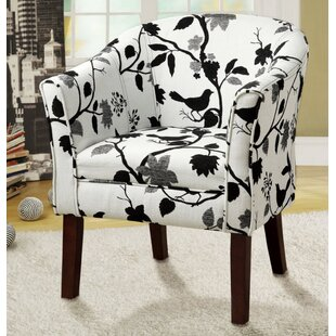 August Grove Poston Traditional Armchair