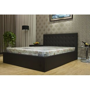 Toxey Upholstered Storage Platform Bed