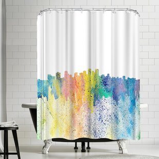 M Bleichner New Orleans Louisiana Single Shower Curtain