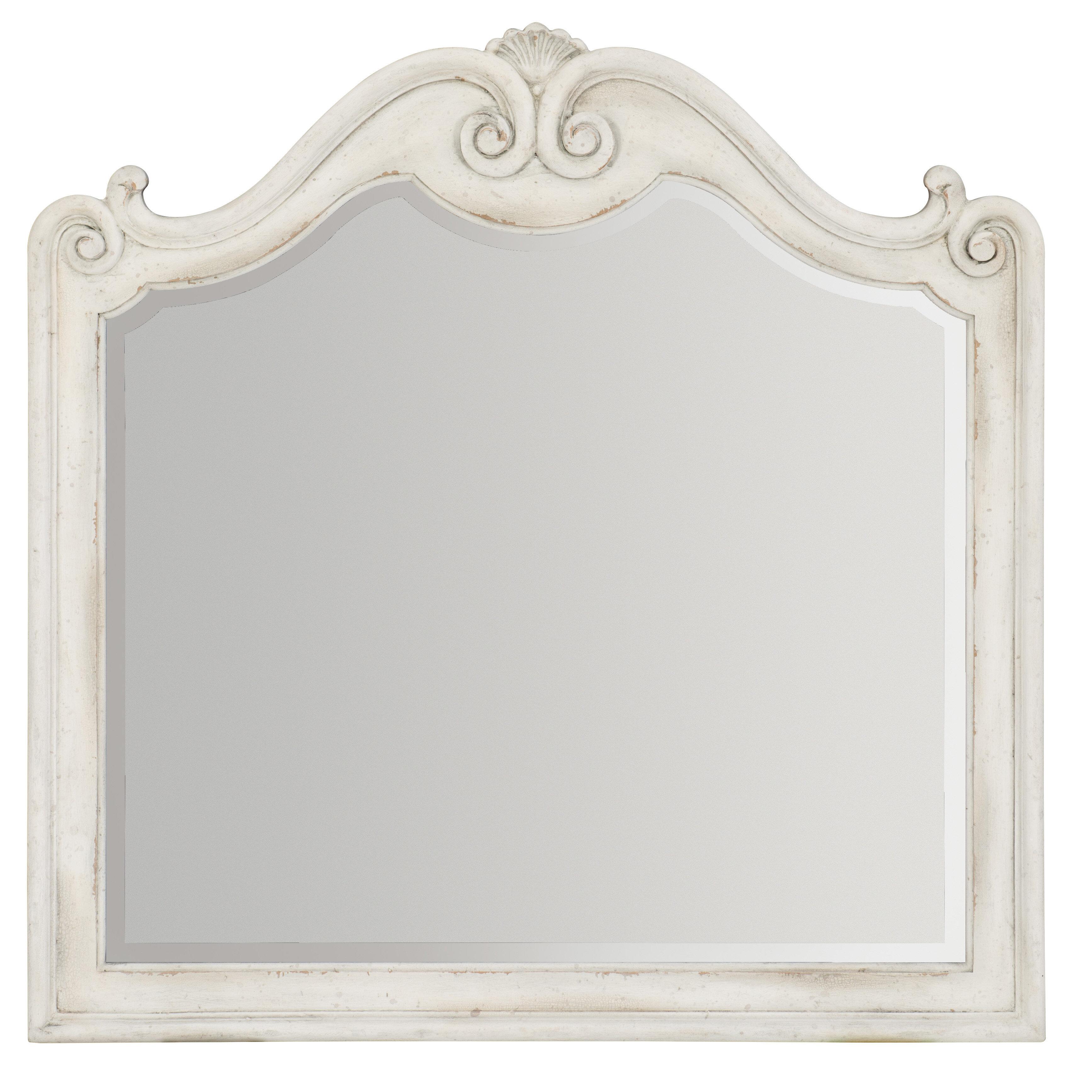 Hooker Furniture Arabella Arched Traditional Beveled Dresser Mirror Perigold