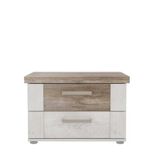 Tolunay 3 Drawer Chest By Ebern Designs