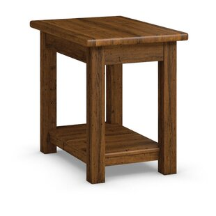 Great choice Redonda Chairside End Table by Caravel