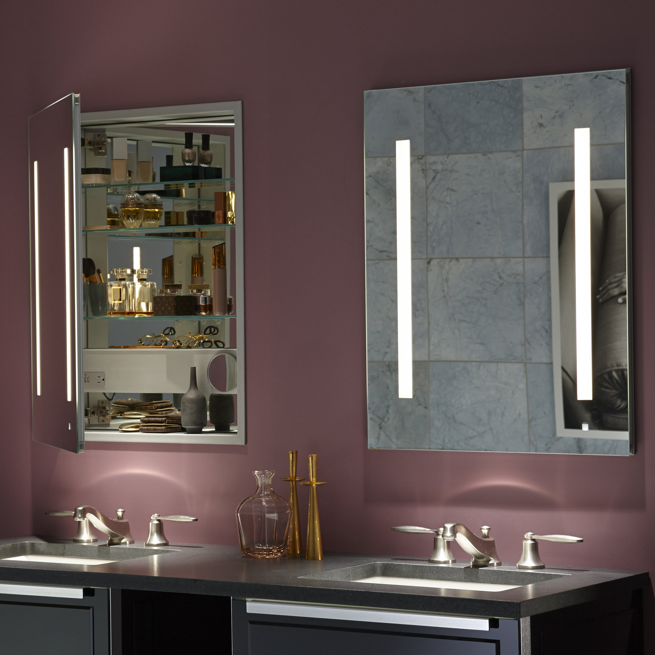 lowes cabinet steel cabinets roth com recessed medicine bathroom x allen storage in pl rectangle shop surface at mirrored