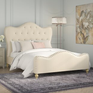 Ackman Upholstered Platform Bed