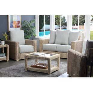 Shamrock 5 Piece Conservatory Sofa Set By Beachcrest Home