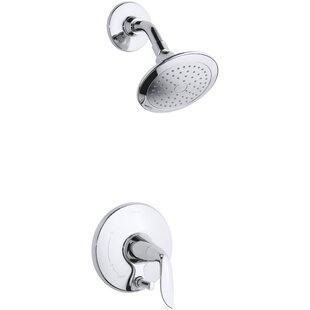 Kohler Refinia Shower Trim with Push-Button Diverter, Valve Not Included