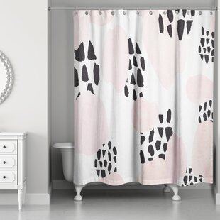 Primm Print Single Shower Curtain