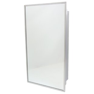 16 x 30 Surface Mount or Recessed Medicine Cabinet by Frost Products