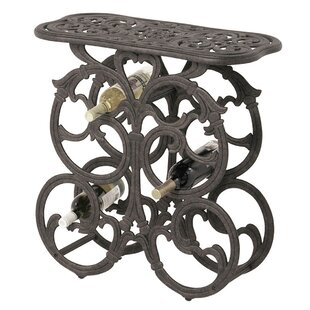 Norberto 6 Bottle Floor Wine Rack by Fleu..