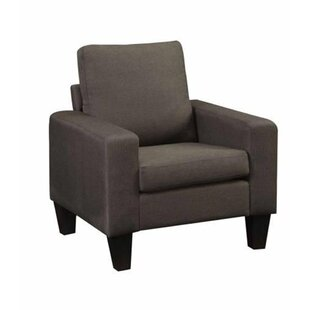 Denslowe Armchair by Charlton Home