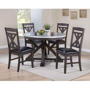 Hamilton UV 5 Piece Dining Set by ECI Furniture