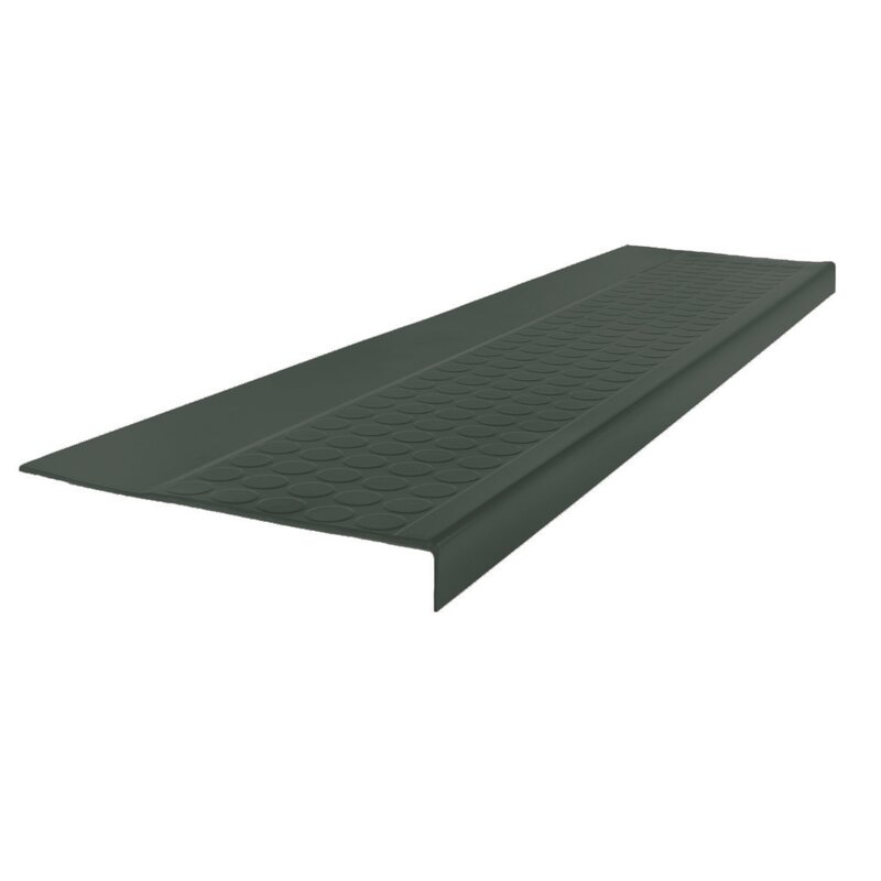 Roppe 42 Low Profile Square Nose Stair Tread Wayfair