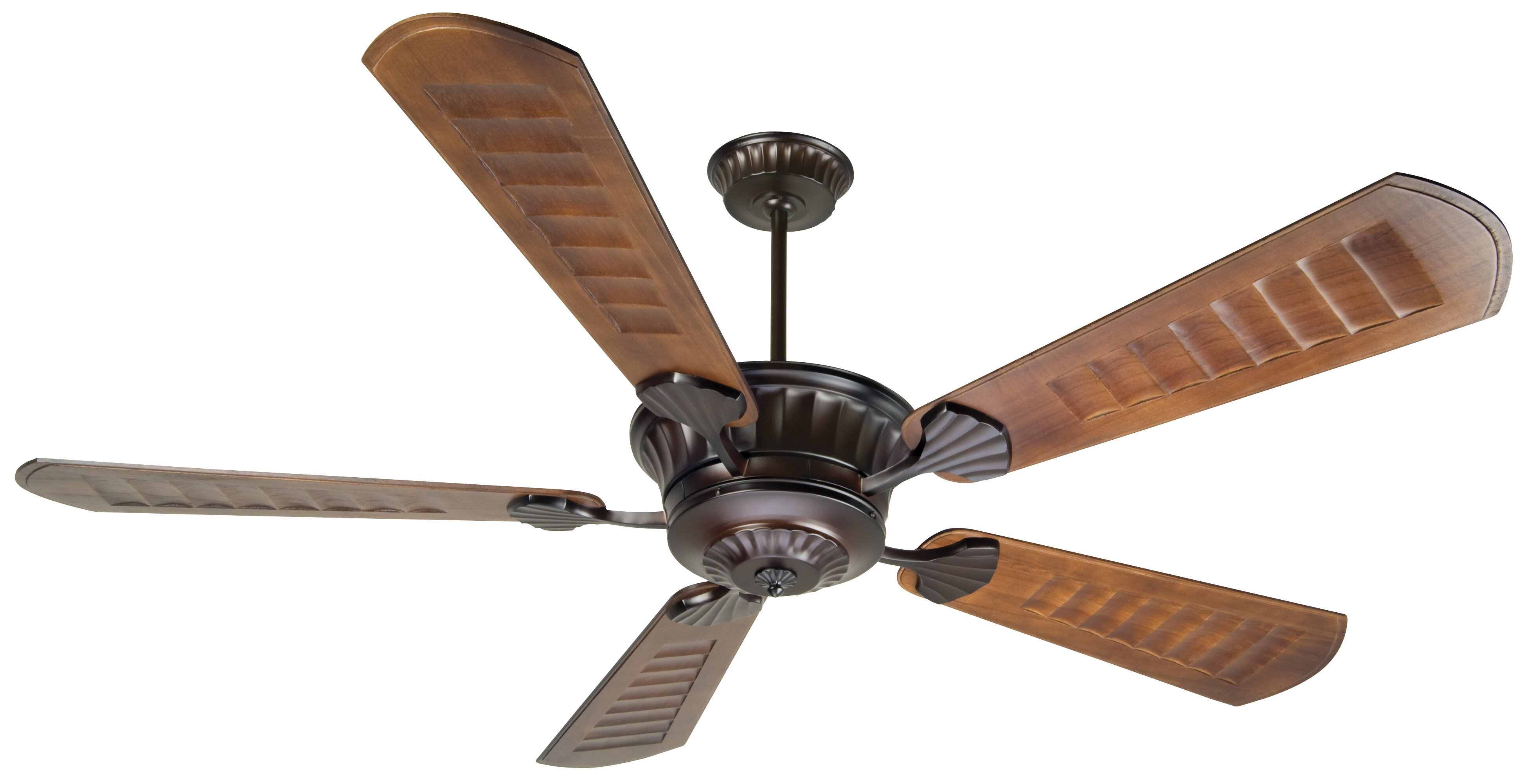 """Darby Home Co 70"""" Sullivan 5 Blade Ceiling Fan with Downrod"""