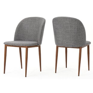 Dinsmore Upholstered Dining Chair (Set of..
