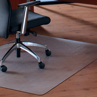 Cleartex Mega High Pile Carpet Beveled Chair Mat By Floortex