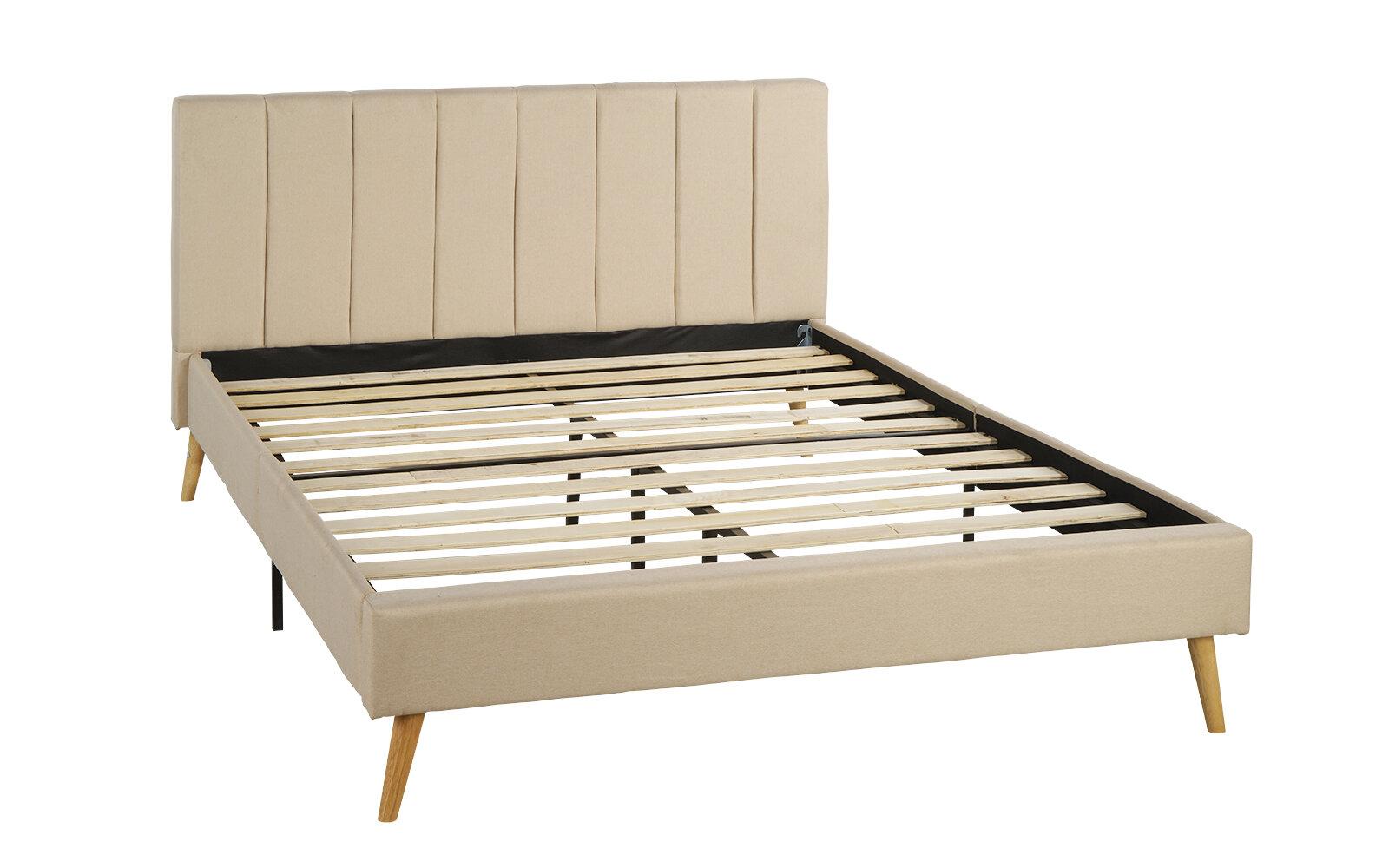 White Noise Racine Bed Frame Wayfair