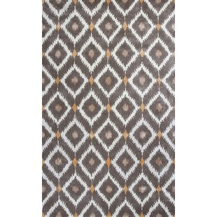 Compare prices Bob Mackie Home Mocha Mirage Area Rug By Bob Mackie Home by KAS Rugs