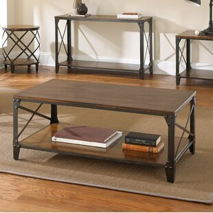 Lawrenceville 3 Piece Coffee Table Set Trent Austin Design