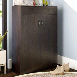 20 Pair Shoe Storage Cabinet by Latitude Run
