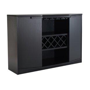 Xanthene Bar with Wine Storage