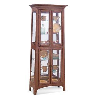 Philip Reinisch Co. Lancaster III Lighted Curio Cabinet