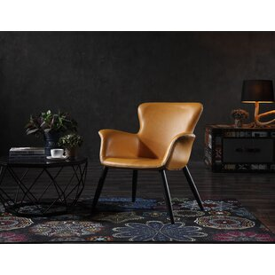 Arpin Leather Guest Chair By Corrigan Studio
