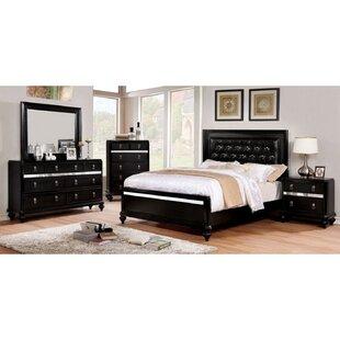 Hoskinson Queen 5 Piece Bedroom Set Set of 5