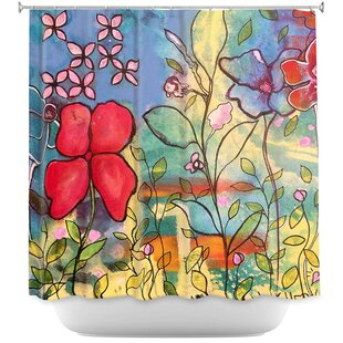 Sketch I Single Shower Curtain