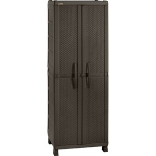 Resin Rattan Wardrobe Armoire by RIMAX
