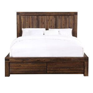 Palo Alto Storage Panel Bed by Loon Peak