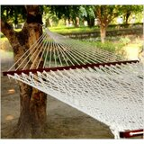 Mckenna Fabric Rope Tree Hammock