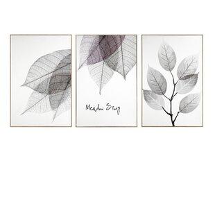Set Of Three Prints Wayfair Co Uk